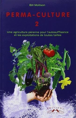 Couverture livre permaculture tome 2