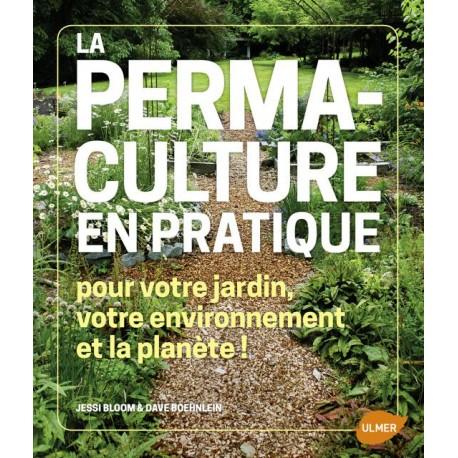 Couverture livre la permaculture en pratique