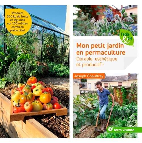 Couverture livre mon petit jardin en permaculture