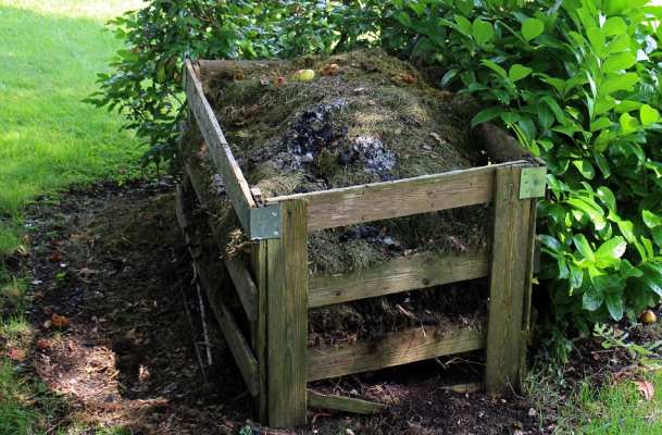 compost - ma permaculture